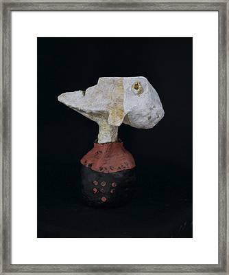Moon Whisperer Mini No.1  Framed Print