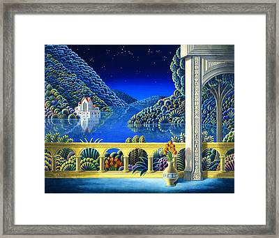 Moondance Framed Print by Andy Russell