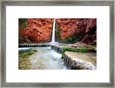Mooney Solitude Framed Print