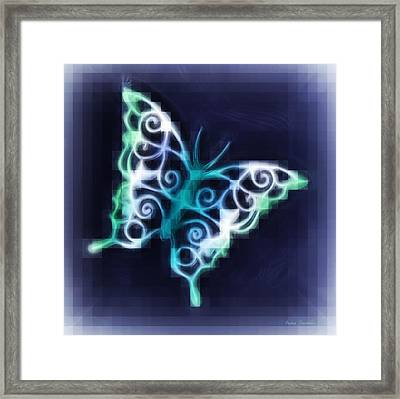 Moonglow Framed Print by Renee Trenholm
