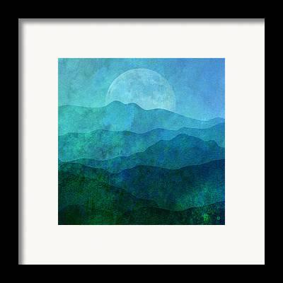 Moonlight Framed Prints