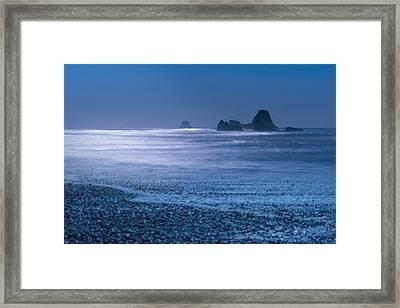 Moonlight Magic Framed Print