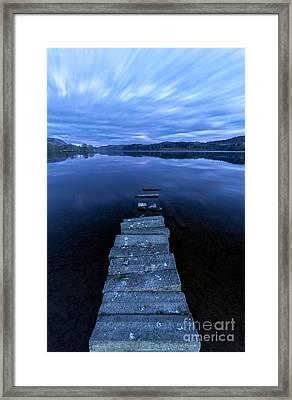 Moonlight Shadow Framed Print by John Farnan