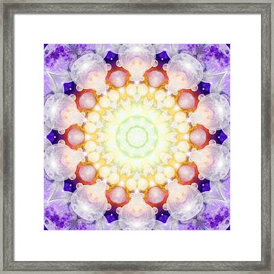 Moonstar Beta Framed Print