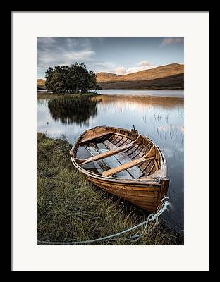 Scottish Scenery Framed Prints