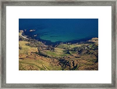 Moorlough Bay, Ballycastle Framed Print by Colin Bailie