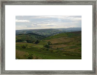 Moors Of England Framed Print
