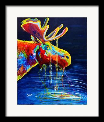 Alaska Framed Prints