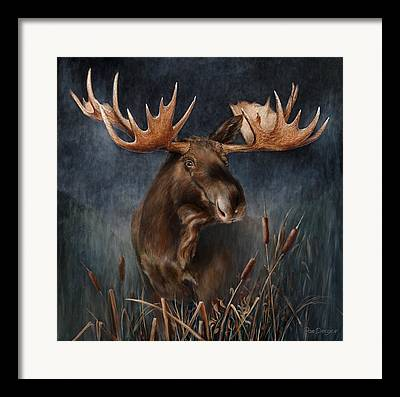 Rack Paintings Framed Prints