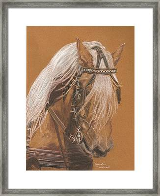 More From Fer A Cheval Framed Print