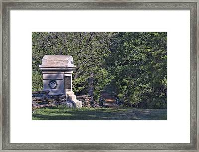 More Iowa Framed Print