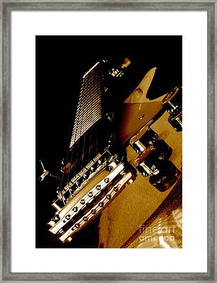 More Or Les Framed Print by Robert Frederick