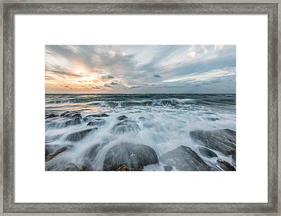 More Than A Sunrise Framed Print