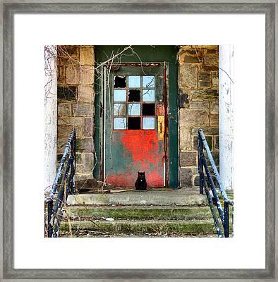 More Than Spirits Framed Print by Art Dingo