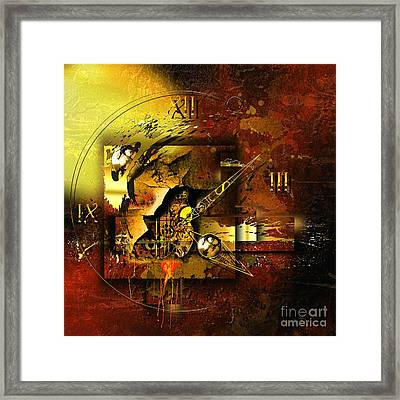 More Than The Reality Framed Print by Franziskus Pfleghart