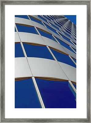 More Windows In The Sky Framed Print