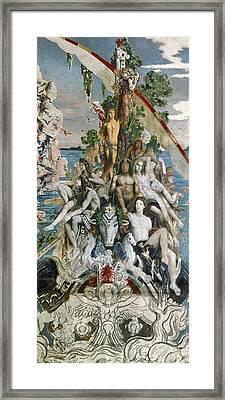 Moreau Argonauts Framed Print