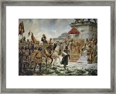 Moreno Carbonero, Jos� 1860-1942. The Framed Print