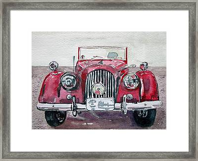 Morgan Framed Print