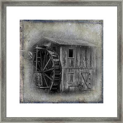 Morgan's Mill Framed Print by Paul Freidlund