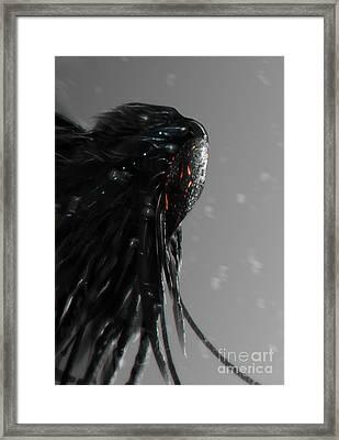 Moria Framed Print