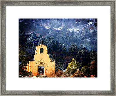 Morley Mission 1917 Colorado Framed Print