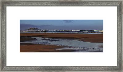 Morning At Bandon Framed Print