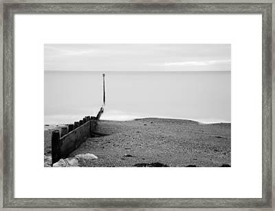 Morning At Kingsdown Framed Print