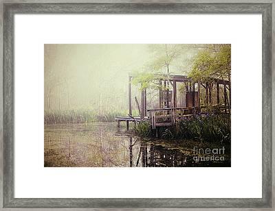 Morning At The Nature Center Framed Print by Katya Horner