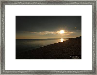 Morning Beauty 5 Framed Print