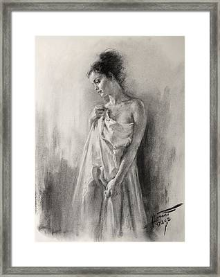 Morning Beauty  Framed Print by Ylli Haruni