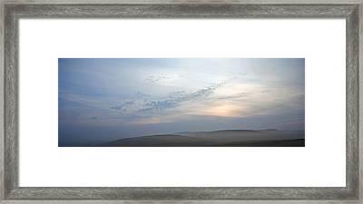 Morning Come Lightly Framed Print