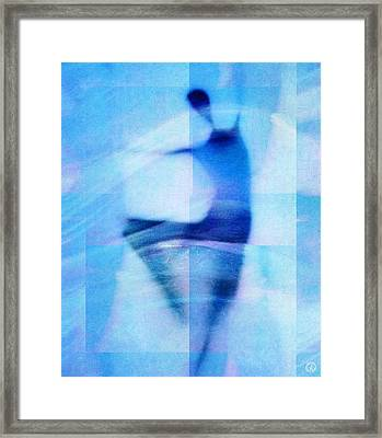 Morning Dance Framed Print