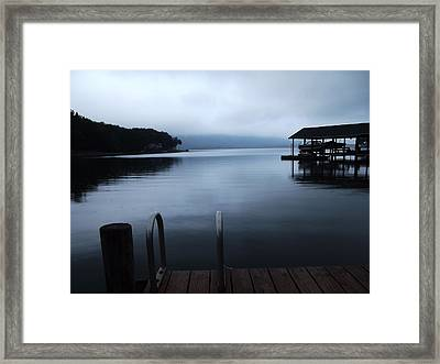 Morning Dew Framed Print by James McAdams