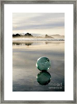 Morning Discovery Framed Print