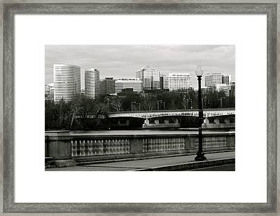 Morning Do Framed Print