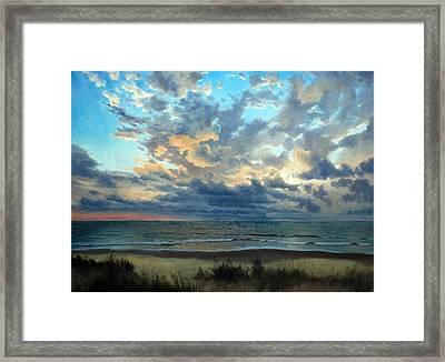 Morning Glory Framed Print by Armand Cabrera