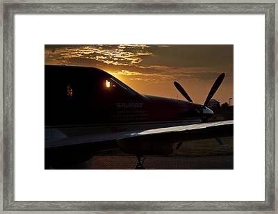 Morning Glory  Framed Print by Paul Job