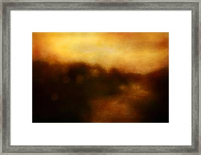 Morning In Malaysia Framed Print by Julian Cook