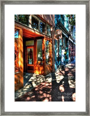 Morning In Paducah Framed Print