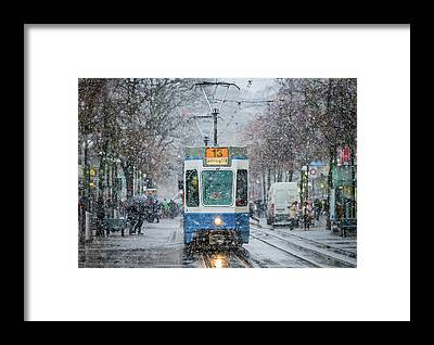 Traffic Framed Prints