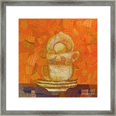 Morning Joe Framed Print