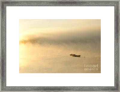 Morning Light Framed Print by Christopher Mace