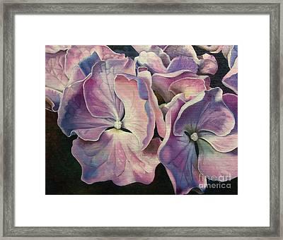Morning Light Framed Print by Joyce Hutchinson