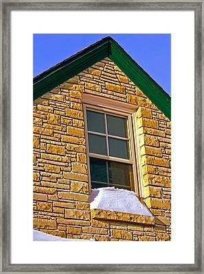 Morning Light Framed Print