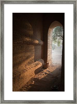 Morning Light Framed Print by Maria Heyens