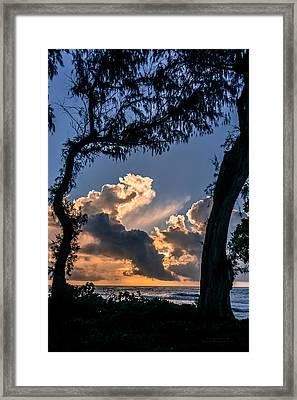 Morning Love Framed Print
