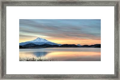 Morning Magic Framed Print by Loree Johnson