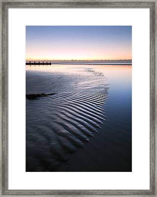 Morning Framed Print by Matthew Gibson