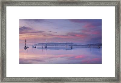 Morning Mood Framed Print